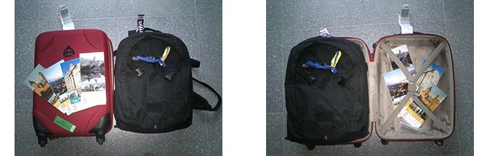 как самому сделать рюкзак для роликов