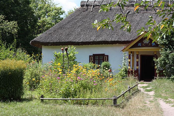 Переяслав-Хмельницкий. Музей народной архитектуры и быта
