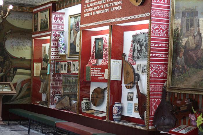 Переяслав-Хмельницкий. Музей Кобзарства