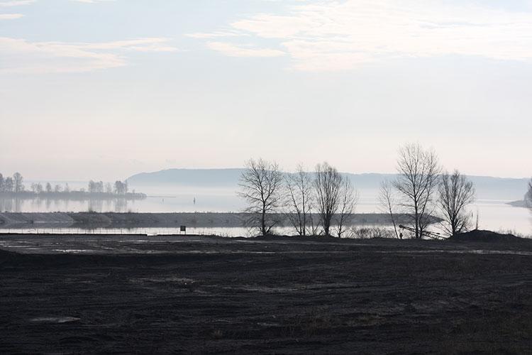 с. Триполье, Киевская область, промзона