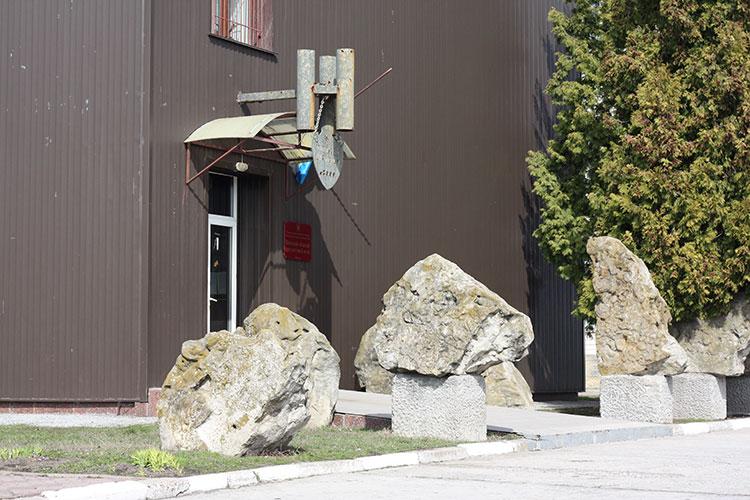 Археологический музей, с. Триполье, Киевская область