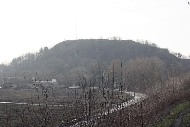 Девич-гора, с. Триполье, Киевская область