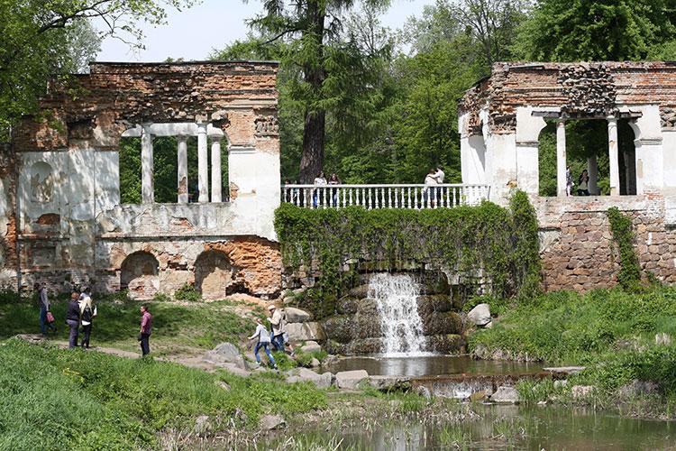 Белая Церковь и парк Александрия