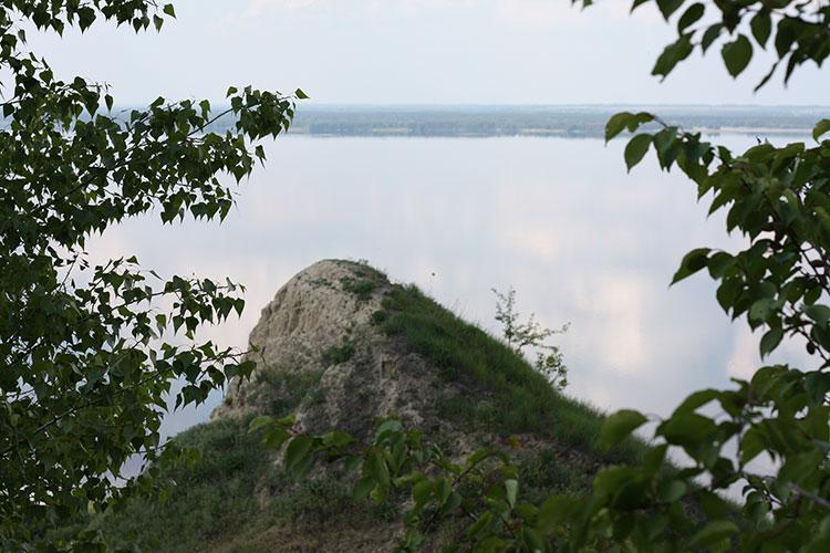 полуостров Трахтемиров, Украина, Марков Шпиль